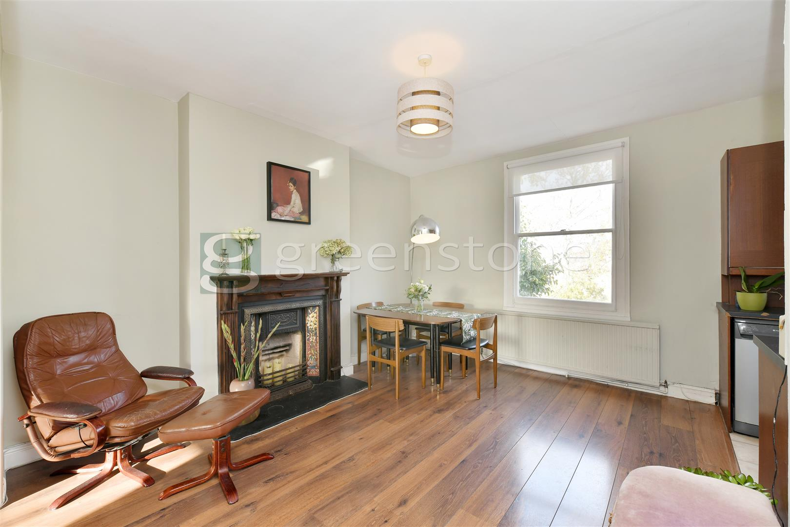 2 Bedrooms Apartment Flat for sale in Maygrove Road, West Hampstead, London